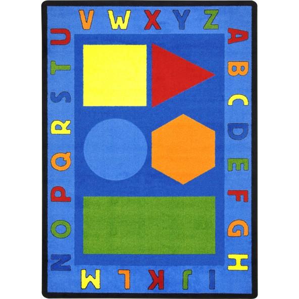 Alphabet Shapes