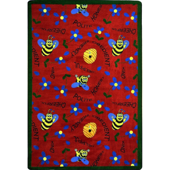 Rugs Bee Attitudes Joy Carpets