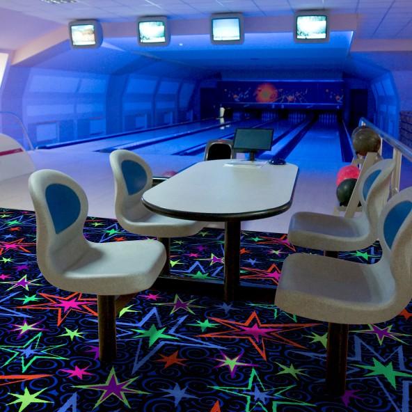 Carpet Tile Big Bang Fluorescent Tile Joy Carpets