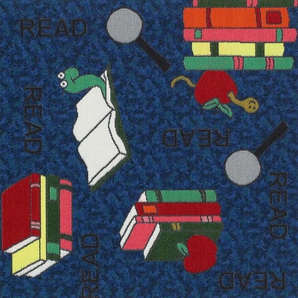 Bookworm Carpet Tile™