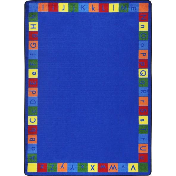 Rugs primarily alphabet joy carpets for Green label carpet
