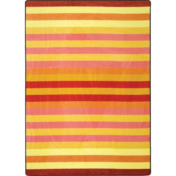 Rugs sailor 39 s delight joy carpets for Green label carpet