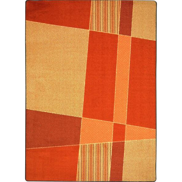 Rugs spazz joy carpets for Green label carpet