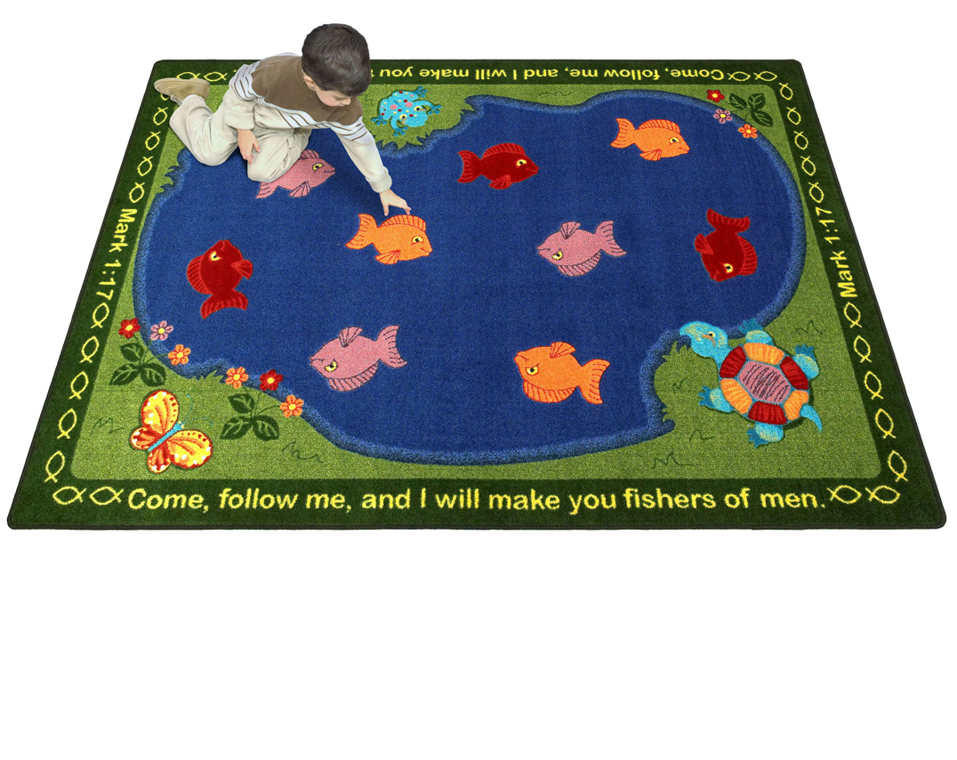 King S Kid Essentials Joy Carpets Faith Based Collection Of Area