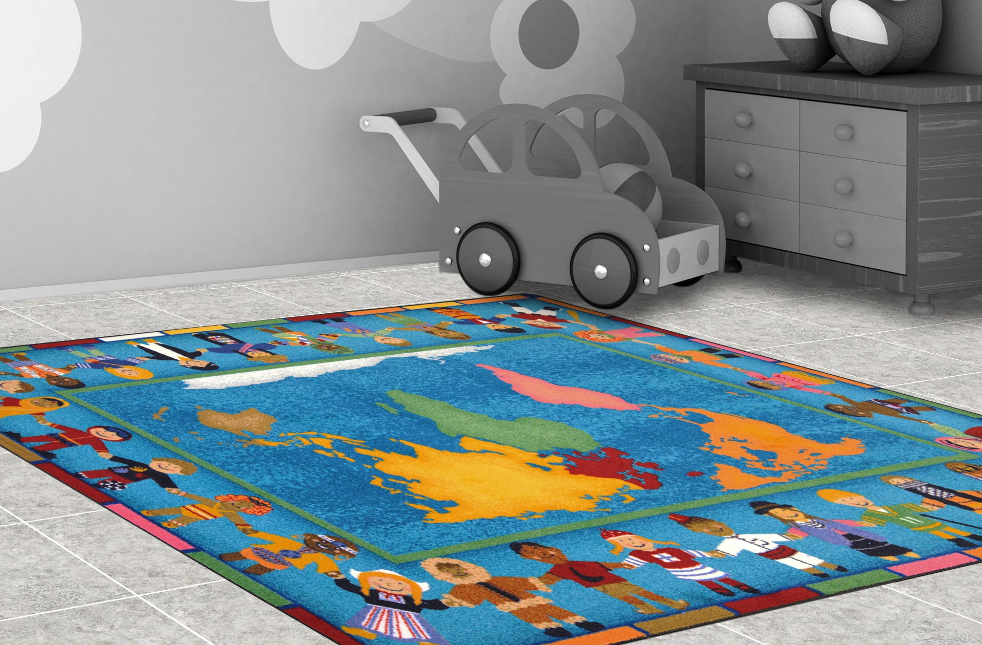 world map rug for clroom with Hands Around The World Rug on Map Rug Kids as well Hands Around The World Rug additionally Paco Pump Diagram additionally World Map Area Rug besides Us Map And Oceans.