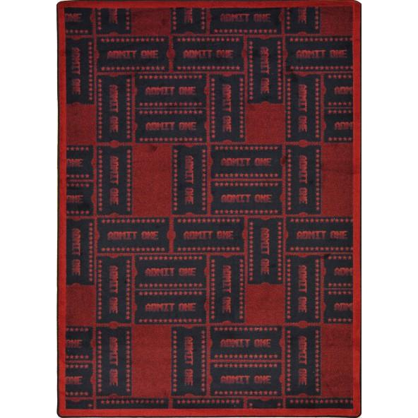 Admit One Rug Joy Carpets