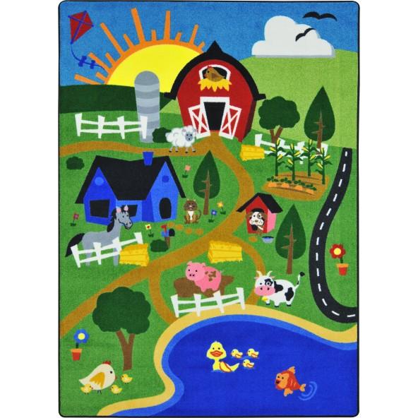 Happy Farm Rug Joy Carpets