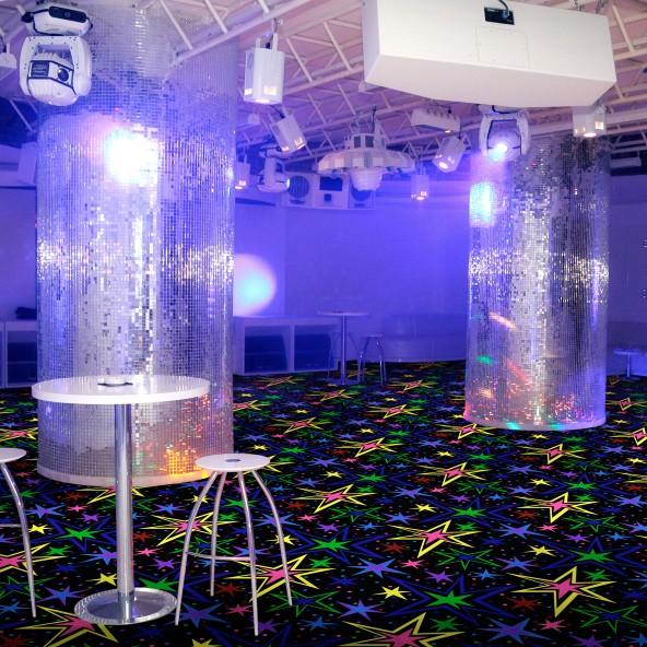 Kapow Fluorescent Quick Ship Carpet Joy Carpets