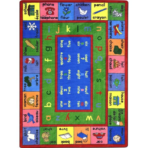 Lengualink French Rug Joy Carpets