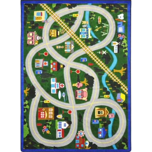 My Community Helpers Rug Joy Carpets