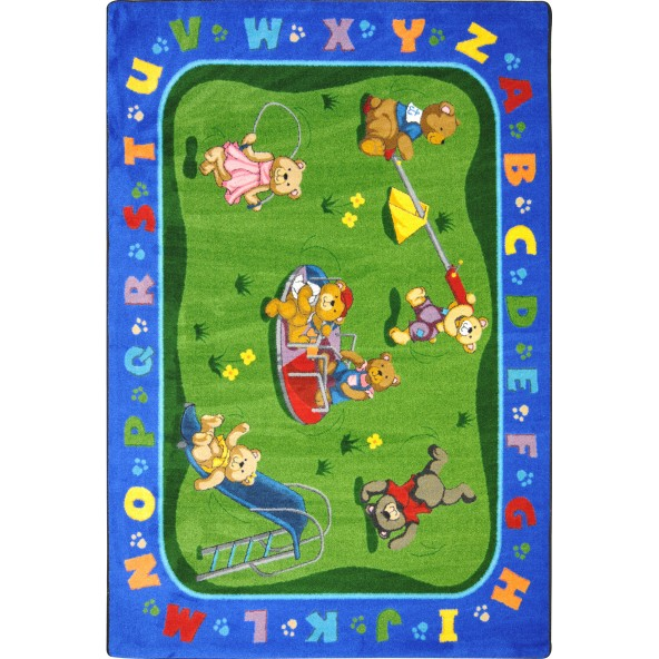 Teddy Bear Playground Rug Joy Carpets