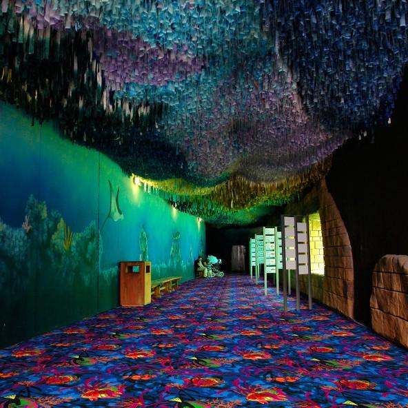 Under The Sea Fluorescent Carpet Joy Carpets